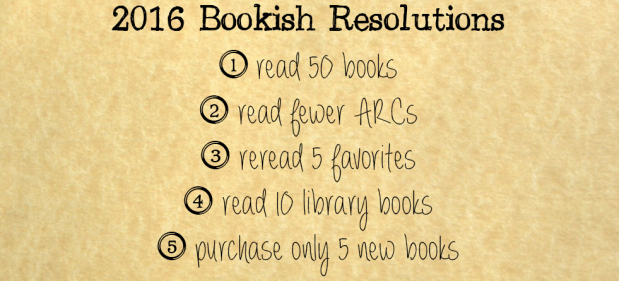 2016bookishresolutions