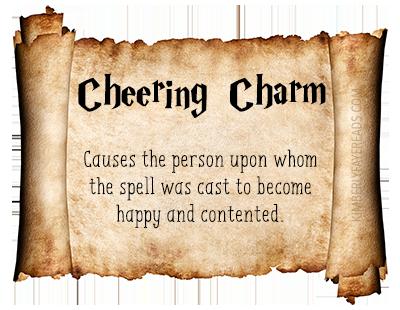 3 - Cheering Charm